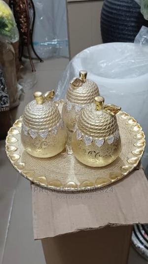 Quality Gold Tables Decoration | Arts & Crafts for sale in Lagos State, Ojo