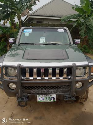 Hummer H3 2006 Green | Cars for sale in Rivers State, Ikwerre
