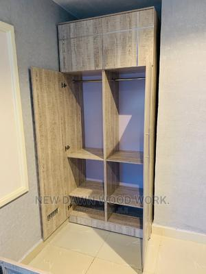 Two Face Wardrobe Good for Single Person and for Family. | Furniture for sale in Lagos State, Ikeja