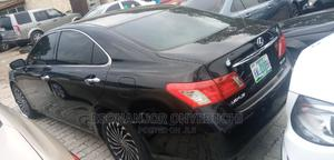 Lexus ES 2008 350 Black   Cars for sale in Abuja (FCT) State, Garki 2