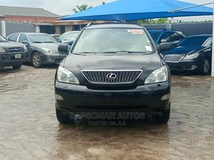 Lexus RX 2007 350 Black   Cars for sale in Lagos State, Ikeja