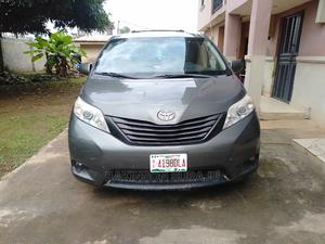 Toyota Sienna 2013 LE AWD 7-Passenger Gray | Cars for sale in Lagos State, Ikorodu