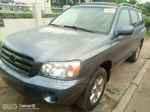 Toyota Highlander 2005 V6 4x4 Gray | Cars for sale in Lagos State, Amuwo-Odofin