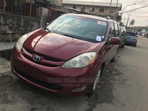 Toyota Sienna 2007 CE AWD Red   Cars for sale in Lagos State, Ikorodu
