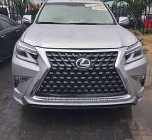 Lexus GX 2019 460 Luxury Silver   Cars for sale in Lagos State, Ajah