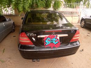 Mercedes-Benz C240 2004 Black | Cars for sale in Borno State, Maiduguri