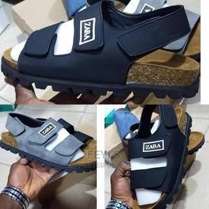 Zara Designers Sandals for Men Is Available for Sale   Shoes for sale in Lagos State, Ajah