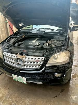 Mercedes-Benz M Class 2007 ML 500 4Matic Black | Cars for sale in Lagos State, Isolo