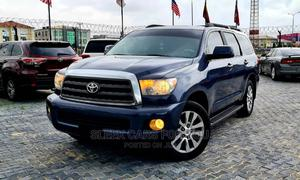 Toyota Sequoia 2010 Blue | Cars for sale in Lagos State, Lekki