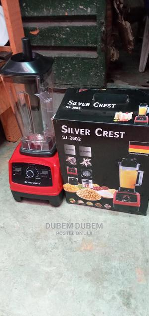 Silver Crest Blender | Kitchen Appliances for sale in Lagos State, Lagos Island (Eko)