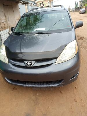 Toyota Sienna 2007 CE AWD Gray | Cars for sale in Lagos State, Abule Egba