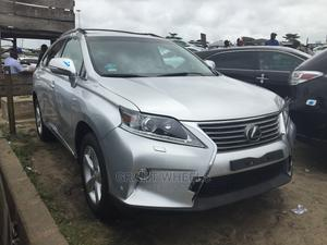 Lexus RX 2014 350 F Sport AWD Silver   Cars for sale in Lagos State, Isolo