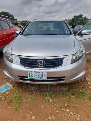 Honda Accord 2008 2.4 EX-L Automatic Silver | Cars for sale in Abuja (FCT) State, Kubwa
