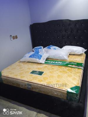 Quality Upholstery Bed 6by6 | Furniture for sale in Lagos State, Ikeja