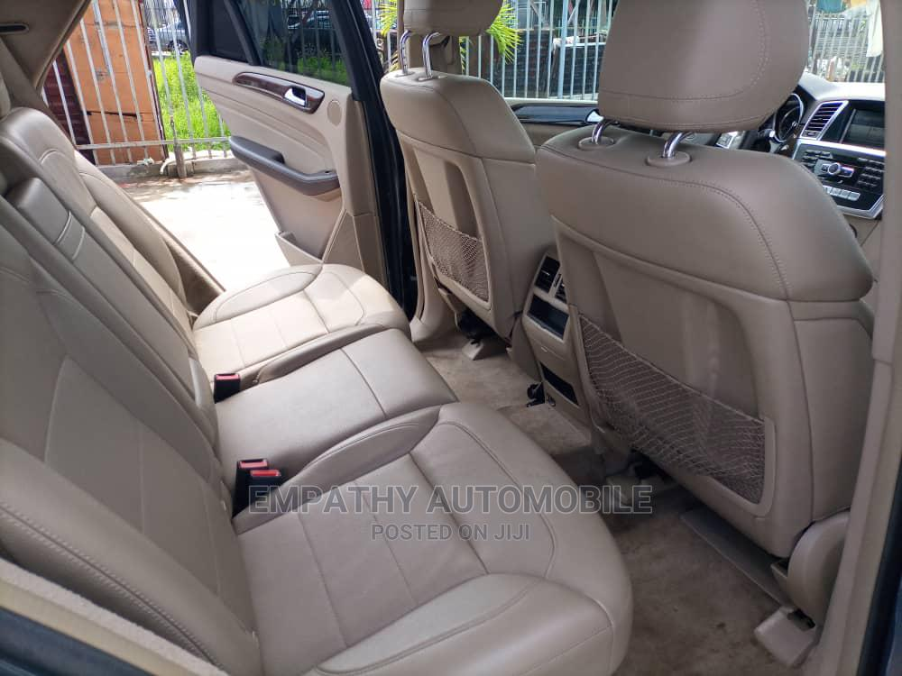 Mercedes-Benz M Class 2014 Gray | Cars for sale in Lekki, Lagos State, Nigeria