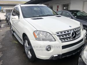 Mercedes-Benz M Class 2010 ML 550 4Matic White | Cars for sale in Lagos State, Apapa