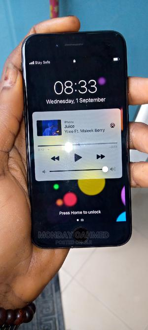 Apple iPhone 7 32 GB Black   Mobile Phones for sale in Rivers State, Port-Harcourt