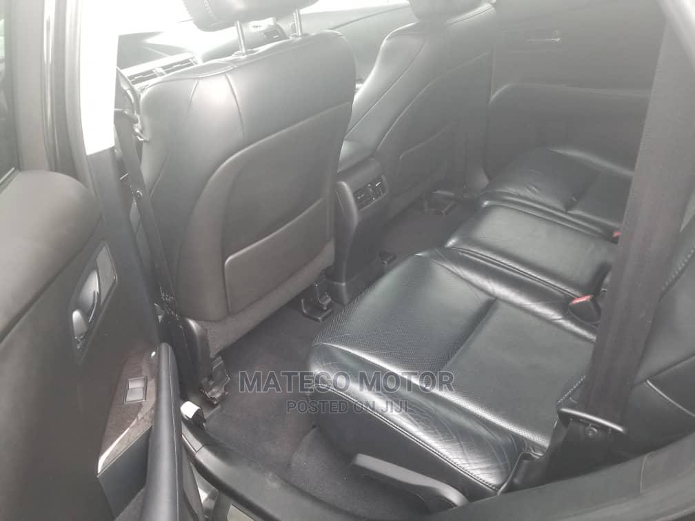 Lexus RX 2013 350 FWD Black | Cars for sale in Abule Egba, Lagos State, Nigeria