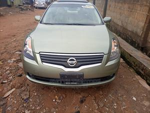 Nissan Altima 2009 2.5 Green   Cars for sale in Lagos State, Ojodu