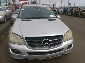 Mercedes-Benz M Class 2007 ML 350 4Matic Silver   Cars for sale in Lagos State, Ojo