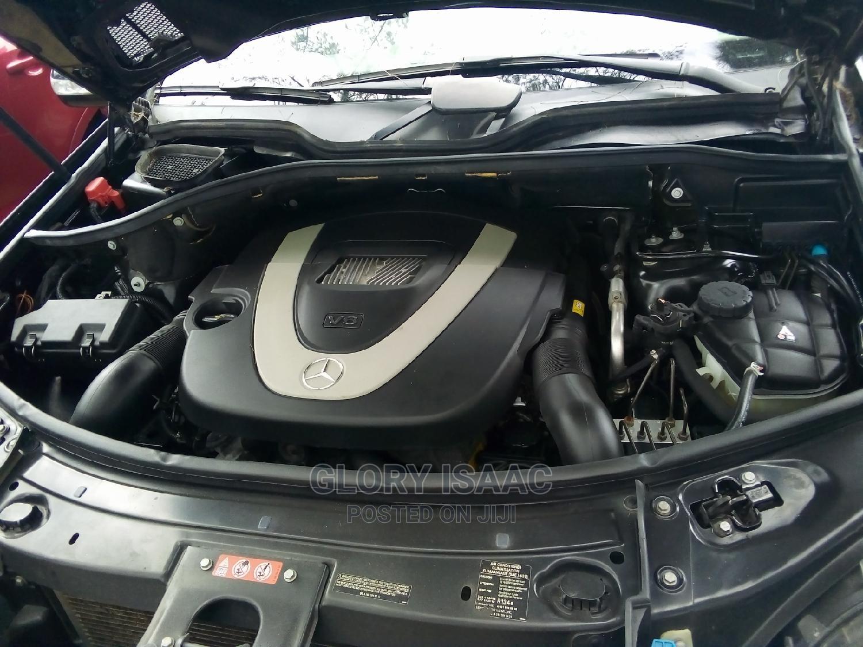 Mercedes-Benz M Class 2008 ML 350 4Matic Black   Cars for sale in Calabar, Cross River State, Nigeria