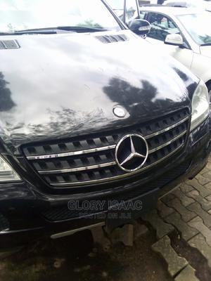 Mercedes-Benz M Class 2008 ML 350 4Matic Black | Cars for sale in Cross River State, Calabar