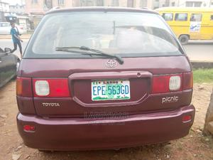 Toyota Picnic 2000 2.0 FWD Brown   Cars for sale in Lagos State, Ejigbo