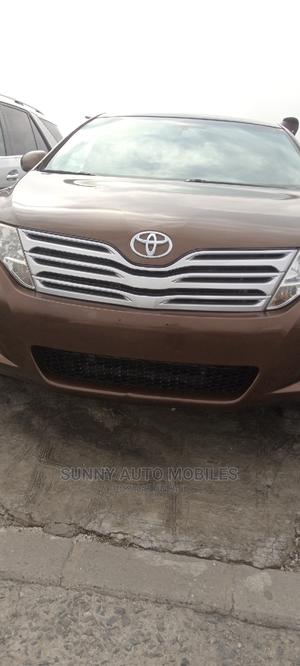 Toyota Venza 2011 AWD Brown   Cars for sale in Lagos State, Apapa