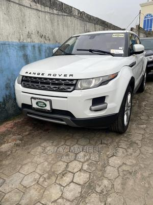 Land Rover Range Rover Evoque 2013 Pure AWD 5-Door White   Cars for sale in Lagos State, Ikeja