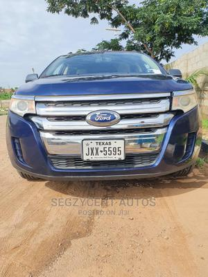 Ford Edge 2012 SE 4dr FWD (3.5L 6cyl 6A) Blue   Cars for sale in Abuja (FCT) State, Galadimawa