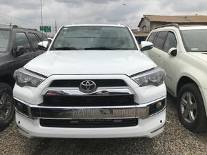 Toyota 4-Runner 2014 White   Cars for sale in Lagos State, Abule Egba