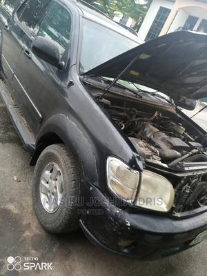 Toyota Sequoia 2001 Black | Cars for sale in Abuja (FCT) State, Kubwa