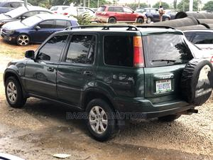 Honda CR-V 2000 2.0 Automatic Green | Cars for sale in Abuja (FCT) State, Gwarinpa