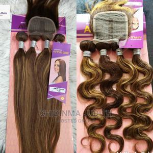 Original Human Hair For Immediate Pickup   Hair Beauty for sale in Lagos State, Lagos Island (Eko)