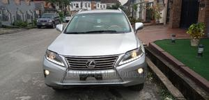 Lexus RX 2011 350 Silver | Cars for sale in Lagos State, Ikeja