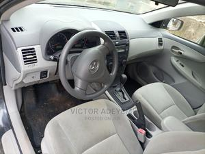 Toyota Corolla 2009 1.8 Advanced Gray | Cars for sale in Oyo State, Oluyole