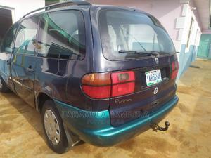 Volkswagen Sharan 1999 2.0 Blue   Cars for sale in Abuja (FCT) State, Dutse-Alhaji