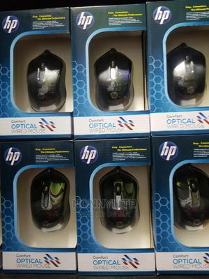 Hp Optical Wired Mouse   Computer Accessories  for sale in Lagos State, Lagos Island (Eko)