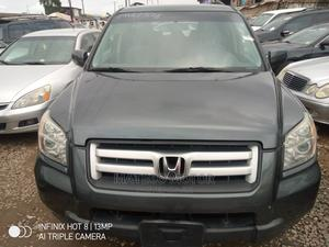Honda Pilot 2006 EX 4x4 (3.5L 6cyl 5A) Green | Cars for sale in Lagos State, Abule Egba