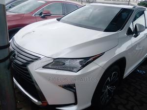 Lexus RX 2017 350 FWD White | Cars for sale in Lagos State, Amuwo-Odofin