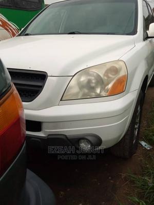 Honda Pilot 2005 White | Cars for sale in Lagos State, Oshodi