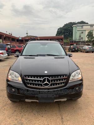 Mercedes-Benz M Class 2008 ML 350 4Matic Black   Cars for sale in Anambra State, Onitsha