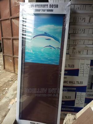3ft Aluminium Door   Doors for sale in Lagos State, Ikeja