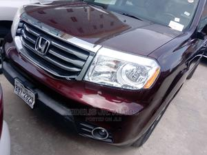 Honda Pilot 2012 Red | Cars for sale in Lagos State, Amuwo-Odofin