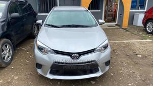 Toyota Corolla 2016 Silver | Cars for sale in Lagos State, Ikeja