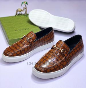 Brown Loafers Designers Shoes | Shoes for sale in Lagos State, Surulere