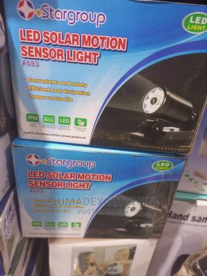 Led Solar Motion Sensor Light   Home Accessories for sale in Oyo State, Ibadan