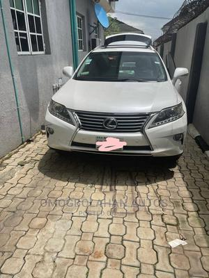 Lexus RX 2013 350 AWD White | Cars for sale in Lagos State, Magodo
