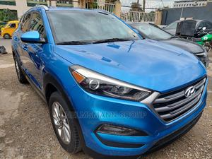 Hyundai Tucson 2017 SE AWD Blue   Cars for sale in Lagos State, Ikeja