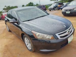 Honda Accord 2008 2.4 EX Black | Cars for sale in Abuja (FCT) State, Jabi